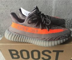 Adidas Yeezy 350 Boost V2 Orange