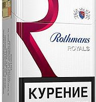 Royals Rothmans Red – Cheap Cigarettes in the UK
