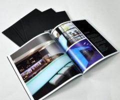 Brochure printing service high quality offset printing