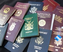 Get your Valid documents (passports, DL, ID etc)