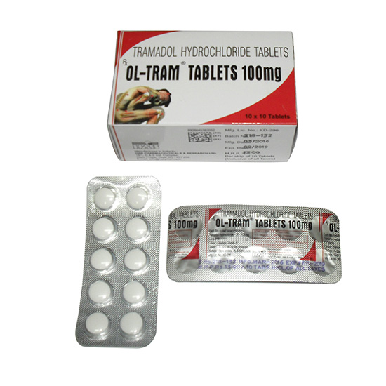 Ol-Tram Tablets 100mg South Africa