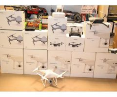 Low Price : DJI Mavic Pro, Phantom 4 Pro, Spark – New & Sealed