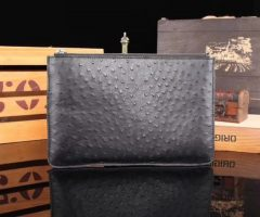 Customs made real crocodile alligator wallet/clutches