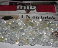 We sell Rough Diamonds stones