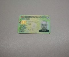 Czech, Netherlands, Denmark, French, Lithuanian ID Cards