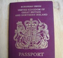 Your UK Passport – Name of your choice!