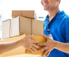 Pharmacy courier service within EU