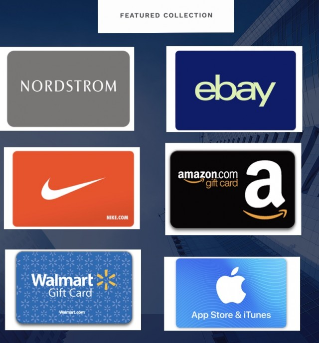 80% – 50% eGift Cards email delivery & download