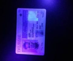 US Fake Drivers Licenses – Scannable, Holograms, UV etc