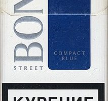 Bond Street Blue Compact – Cheap Cigarettes in the UK