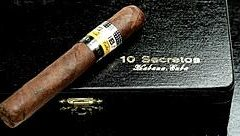 Box of 10 Havana Cohiba Secreto Cigars