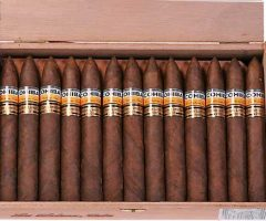 Box of 12 Bolivar Gold Medal Havana Cigars