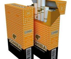 COHIBA CIGARETTES for Sale (1 PACK )