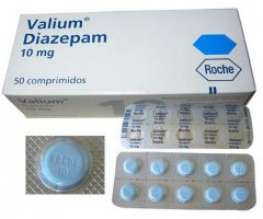 Generic Diazepam   Valium   Vazepam   Diaxium 10mg per tablet. Diazepam is mainly used to treat anxiety, panic attacks, insomnia