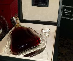 Hennessy Richard Hennessy Cognac 700ml 70cl. One of the world's most expensive and exclusive cognacs. 100% Authentic, purchased in Duty Free