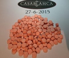 ORANGE MARIO BULLETS XTC PILLS 220+MG MDMA