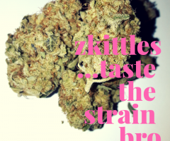 Zkittles 4.5g – Cannabis Dispensary
