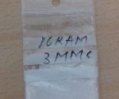 1 gram 3MMC HCI
